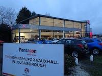 Pentagon Vauxhall Loughborough