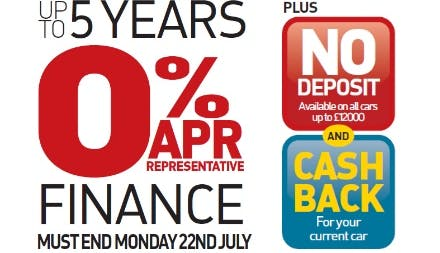 5 Day 5 Years 0% Finance Used Car Event At Pentagon