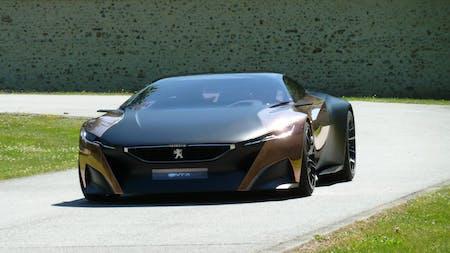 Peugeot Premiers 'Design & Driving' Marketing Campaign
