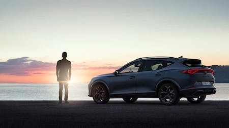 Introducing the new CUPRA Formentor