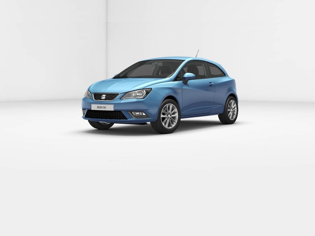 Pentagon SEAT Launch £119-A-Month Deal On New SEAT Ibiza Toca