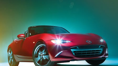 The All-New Mazda MX-5 At Pentagon