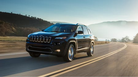 Jeep Announces Record Breaking Year