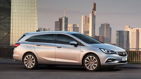 Vauxhall Announces All New Built In Britain Astra Sports Tourer