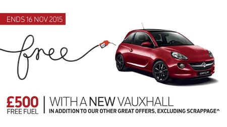 Massive 4 Day Fuel Giveaway At Pentagon Vauxhall