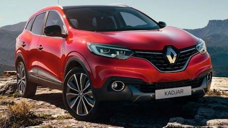 Meet The All-New Renault KADJAR. The Ultimate Urban Adventurer