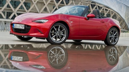 All-New Mazda MX-5 Named Best Convertible At 2016 What Car? Awards