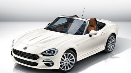 Fiat To Bring Back Swinging Sixties Fun With All-New 124 Spider