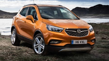 Bold New Look For Updated Vauxhall Mokka SUV