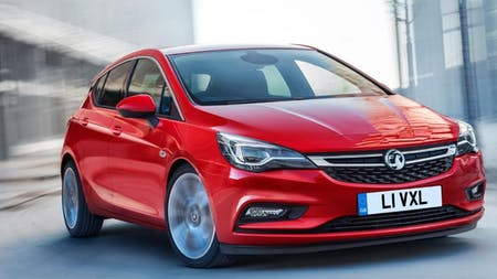 The New Vauxhall Astra Wins Yet Another Award