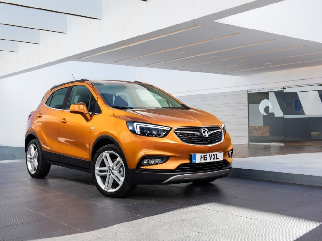 Innovative Safety and Connectivity Technology Is Added To The New Vauxhall Mokka X