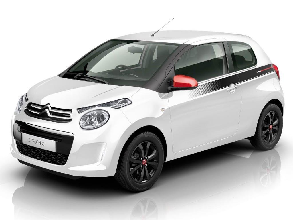 Introducing The New Citroën C1 Furio
