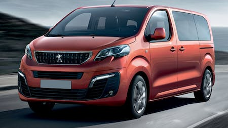Introducing The All-New Peugeot Traveller