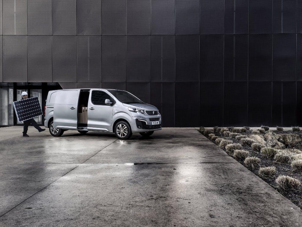 Pentagon Peugeot Welcomes The Next Generation Of Peugeot Expert Vans