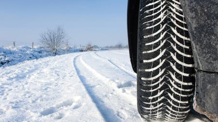 Pentagon's 6 Top Tips For Winter Driving