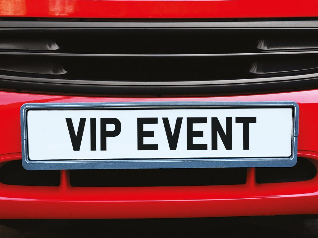 The Pentagon VIP Event Is Back!