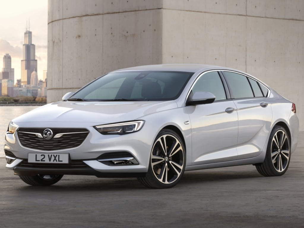 The All-New Vauxhall Insignia Grand Sport Hits UK Showrooms