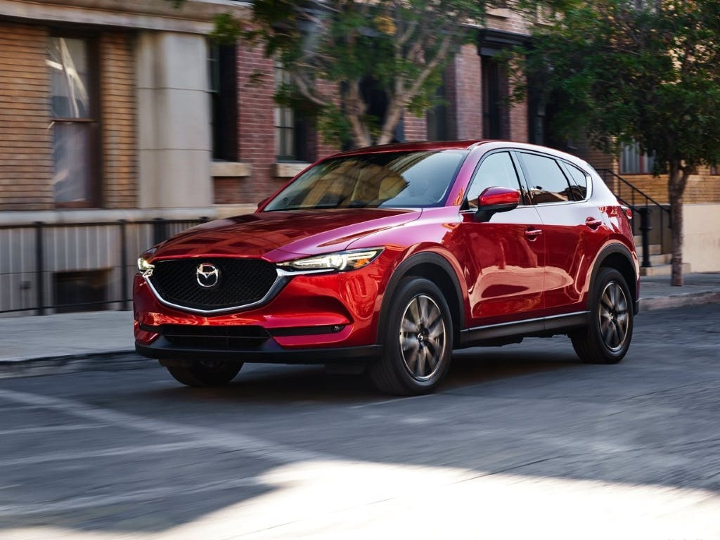 Exclusive Preview Event To Launch The All-New Mazda CX-5