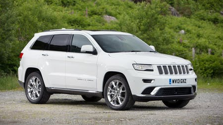 Jeep Grand Cherokee and National Geographic Channel Partner Up For New Prime Time TV
