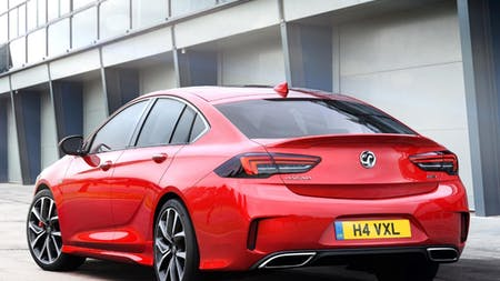 Vauxhall Reveals New 257bhp Insignia GSi Model