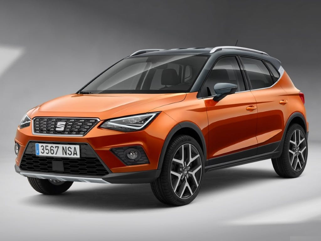 SEAT Continues Its Product Offensive With The All-New Arona SUV