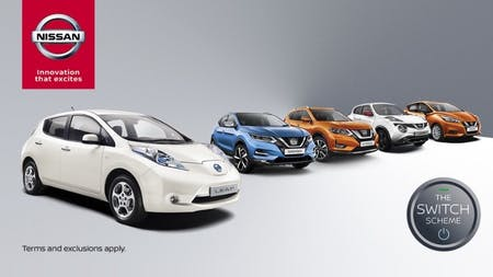 Nissan's New Switch Scheme Means Extra Savings Are Available Now