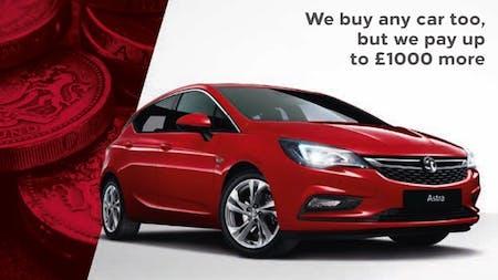 Pentagon Vauxhall Upgrade Their Part-Ex Programme For September