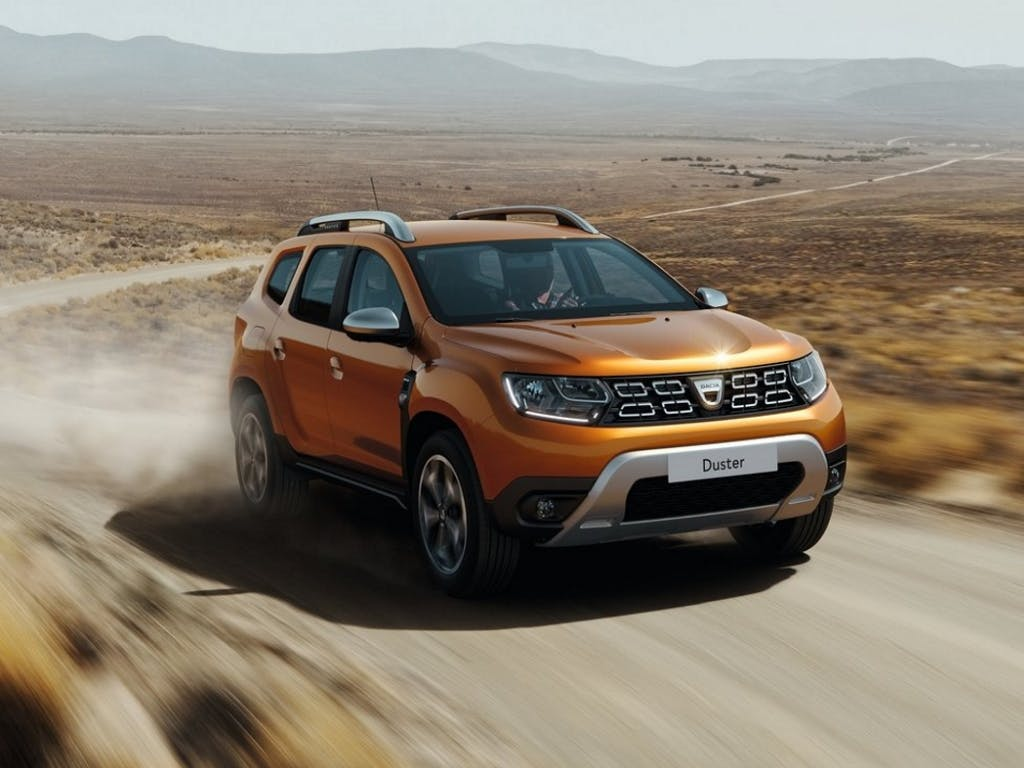 Refreshed Dacia Duster Gets Revealed In Frankfurt