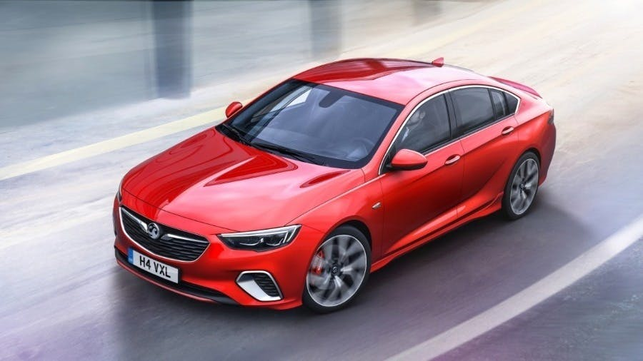 Pricing For The Next Generation Vauxhall Insignia GSi Announced