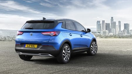 Grand New SUV Lands At Pentagon Vauxhall This Weekend