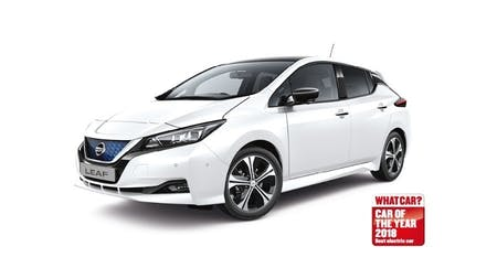 All-New Nissan LEAF Takes WhatCar? Best Electric Car 2018 Title