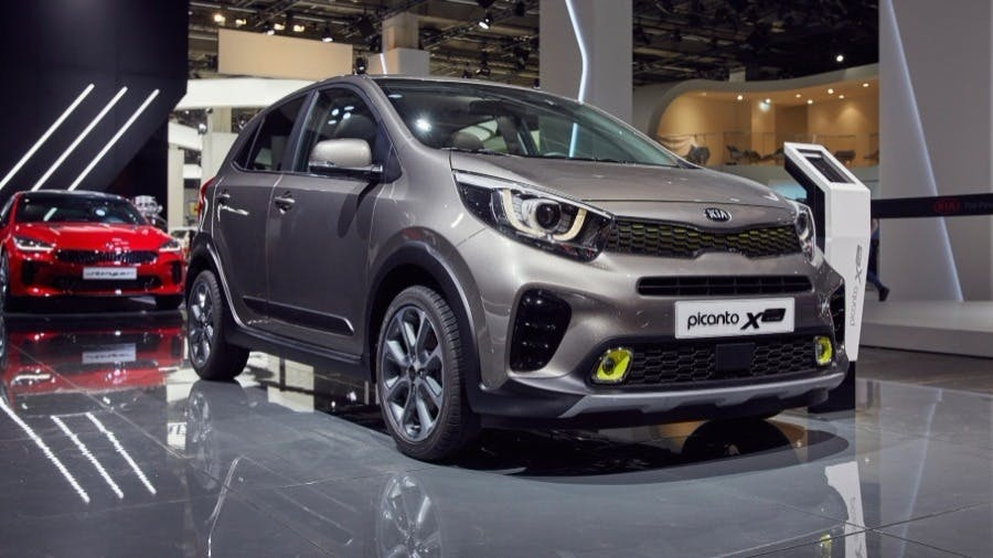 Kia Picanto Line-Up Grows With The All-New X-Line Trim