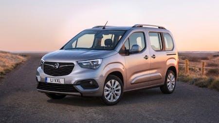 All-New Vauxhall Combo Life Revealed