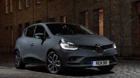 Urban Nav Trim Added To The Renault Clio Range