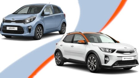 Kia Launch Special Edition Stonic and Picanto