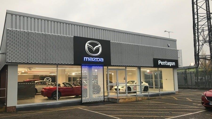 Pentagon Lincoln Tops The Mazda Customer Service League Table
