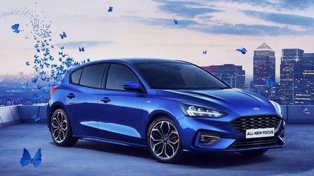 All-New Ford Focus Wins 12 Awards in First Six Months on Sale