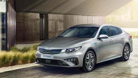 KIA Reveals Prices and Specifications for the Updated Optima Sportswagon Plug-In Hybrid