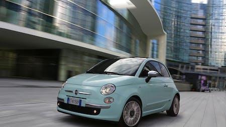FIAT Introduces 2014 500 Range