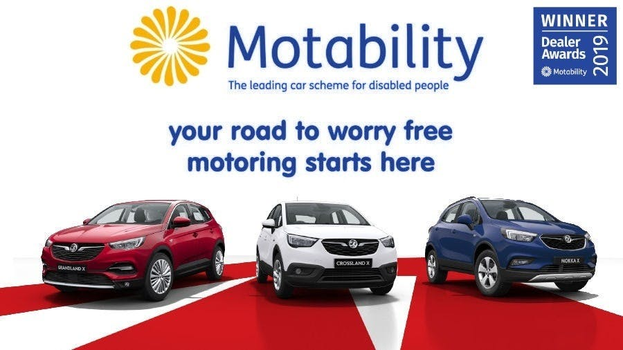 Pentagon Motability Specialists Vauxhall Picks