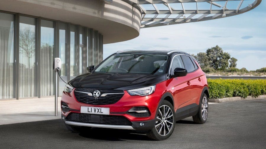Vauxhall Goes Electric with New Grandland X All-Wheel Drive Plug-In Hybrid