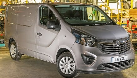 New Vauxhall Vivaro Set For Launch At Pentagon In The Summer