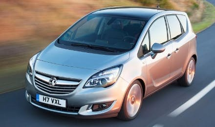 What To Expect From The 2014 Vauxhall Meriva