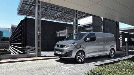 All-New Peugeot E-Expert Announced