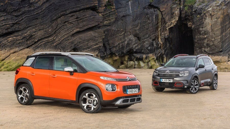 Save £5000 Off a New Citroen with the Brand's UK Swappage Scheme