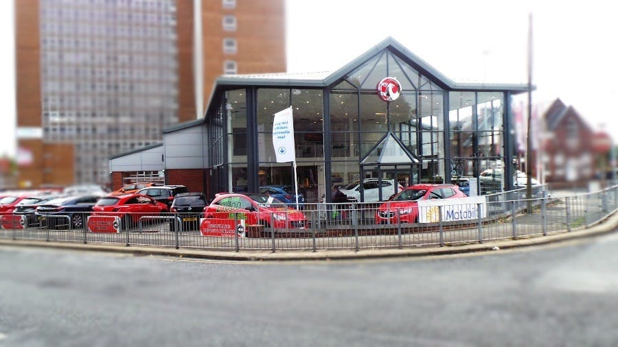 Vauxhall Franchise in Manchester (Eccles) to Close