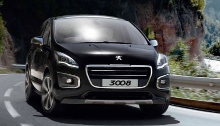 Can The 2014 Peugeot 3008 Continue To Crash The Crossover Party?