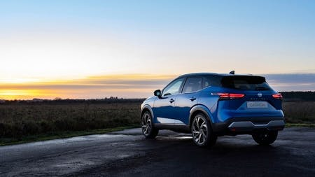 Introducing the All New Nissan Qashqai 2021