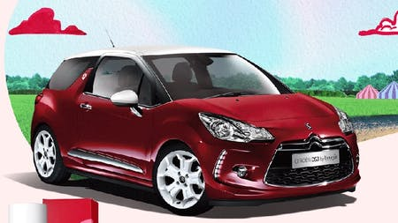 Citroen and Benefit Cosmetics Debut DS3 Special Editions