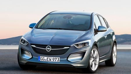New Vauxhall Astra Set To Launch In 2015